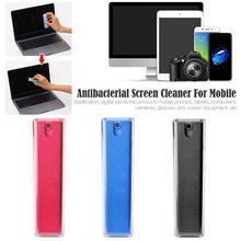 Портативный мобильный компьютер планшетный ПК очиститель экрана набор Очиститель спрей площадь