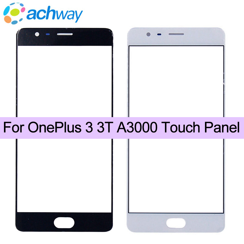 Oneplus 3/3T/5 Touch Panel Front Glass