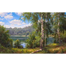 diamond painting Picturesque scenery,large diy  , full square new arrival