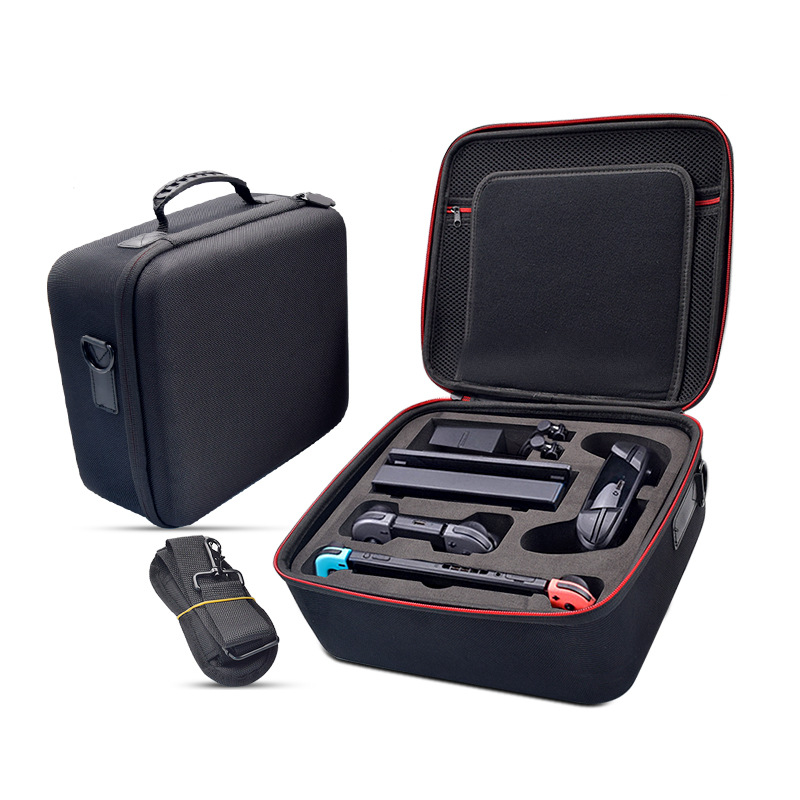Coque rigide de sac de rangement Portable iBen pour sac de transport EVA résistant à l'eau pour commutateur NS Console