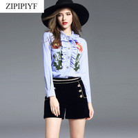 2018-Summer-Floral-Print-Blouse-Ruffled-Collar-Shirt-Full-Sleeve-Embroidery-Blouse-D904.jpg_200x200