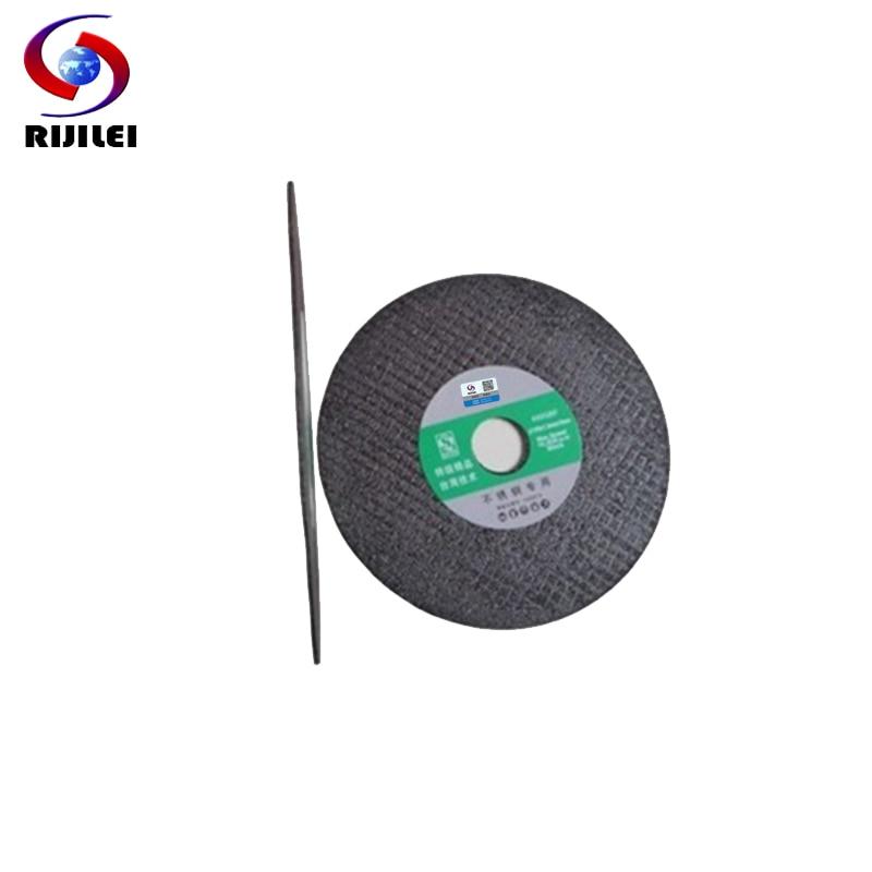 RIJILEI 25PCS / Lot Aukštos kokybės metalo pjovimo diskai 4 colių - Abrazyviniai įrankiai - Nuotrauka 4