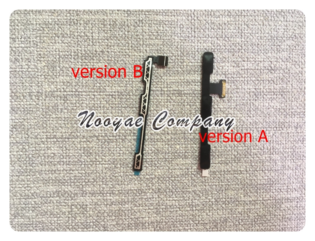 K4 Note A6010 Switch On/off Ribbon For Lenovo Vibe K5 A7010 Power Volume Button Flex Cable