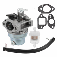 high quality Carburetor+Air Filter Cover Kit+Fuel Filter Kit For HONDA GCV135 GCV160 GCV190 practical Carburetor accessories
