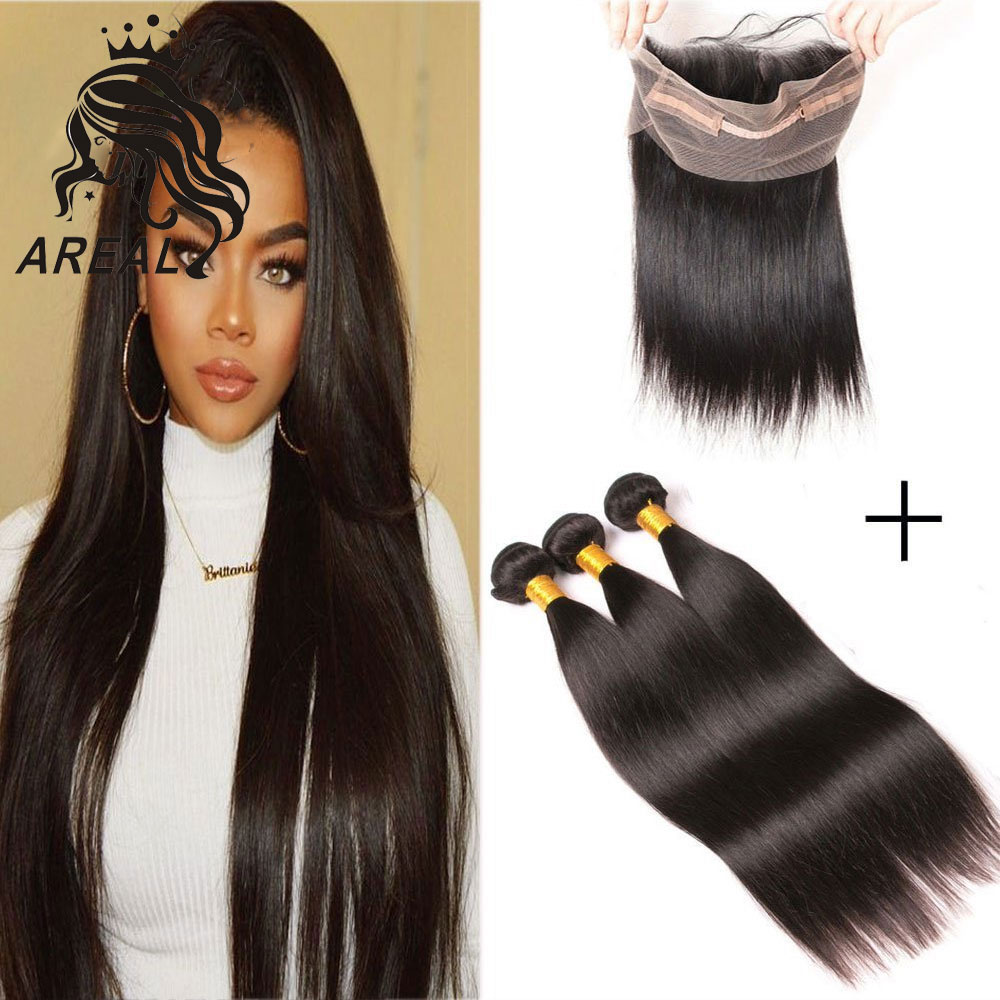 Mqyq #27 Honey Blonde 3 Bundles Malaysian Curly Human Hair With Lace Closure Kinky Curly Human Hair Bundles With Lace Closure Promoting Health And Curing Diseases Hair Extensions & Wigs Human Hair Weaves