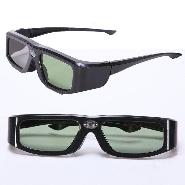 Óculos 3D DLP LIGAÇÃO 3D Projetores Prontos de Carga USB de Cristal Líquido 24406386cb