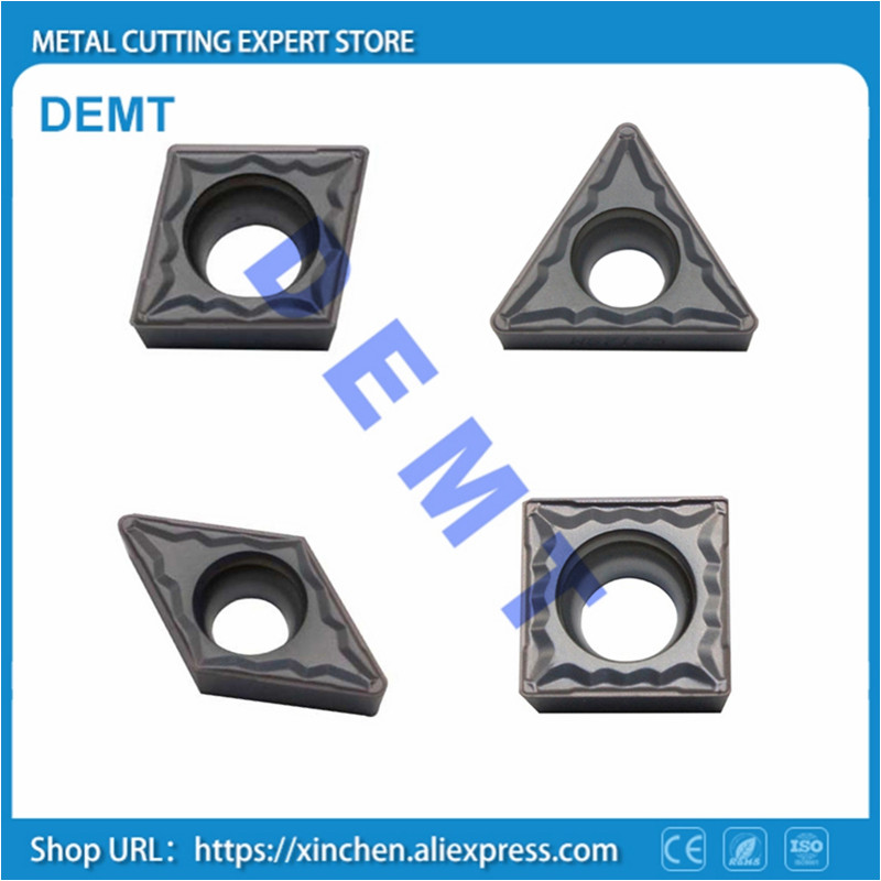 High Quality CCMT060204 DCMT11T304 SCMT09T304 CCMT09T302 CCMT09T304 CCMT120404 Lathe Stainless Steel Special Processing