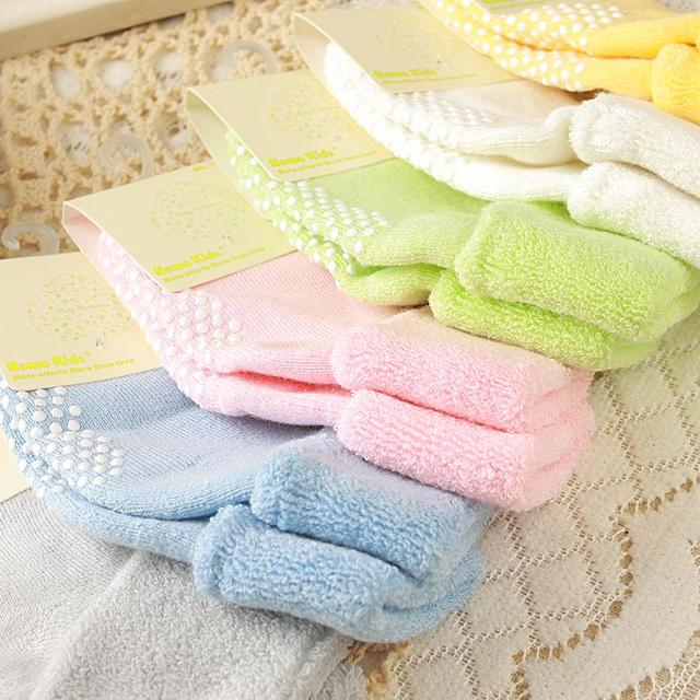Thick Cotton Baby Socks