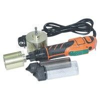 SHENLIN e liquid bottle capping machine sharp cap screwing capper 110V or 220V, durable rubber capping tool equipment