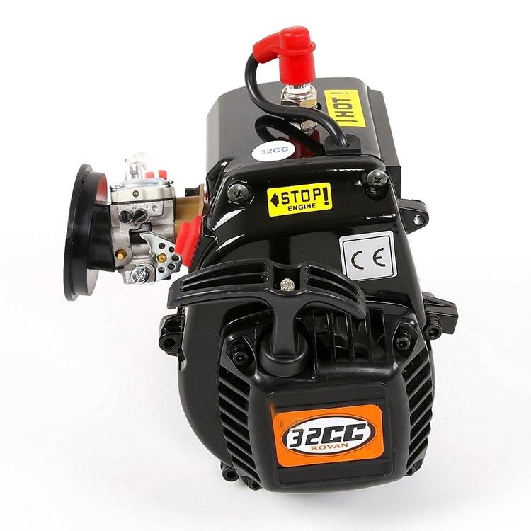 1 PC Rovan Camion di Benzina 810231 Motore 32CC Easy Start Motori per il Controllo Remoto RC Auto Modifica Aggiornamenti-in Componenti e accessori da Giocattoli e hobby su  Gruppo 3