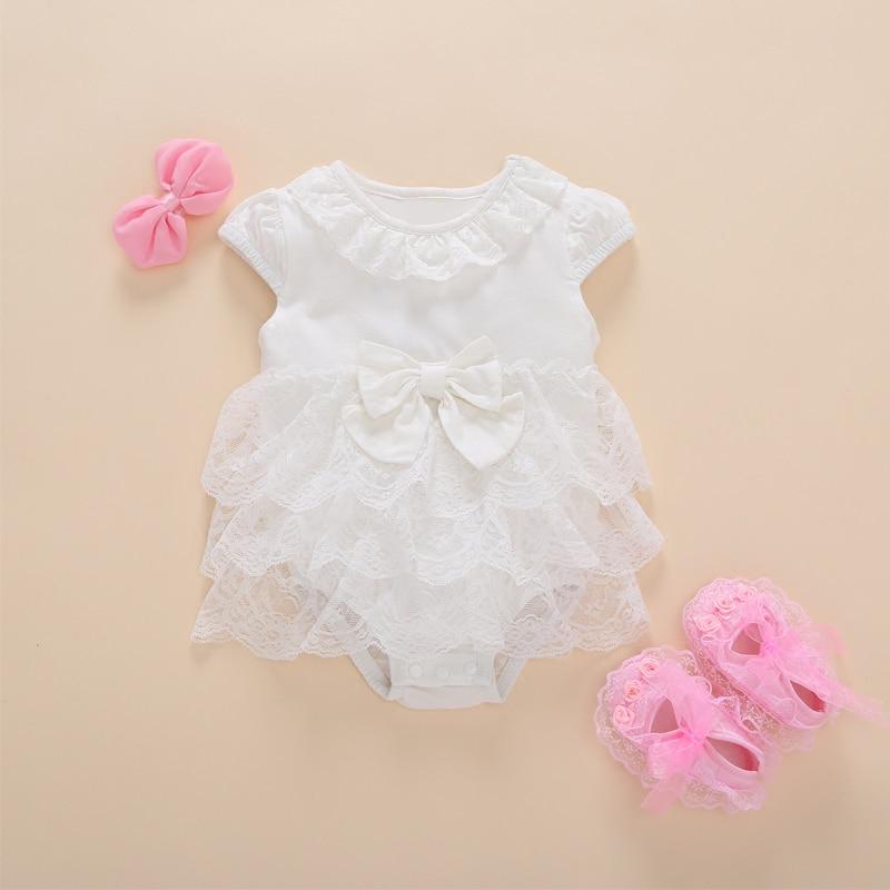 1st Birthday Princess Dresses Infantil Beautiful Christening Gowns ...