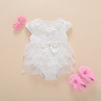 1st Birthday Princess Dresses Infantil Beautiful Christening Gowns Newborn girl dress Baby Clothes Baby Girl Baptism Dresses