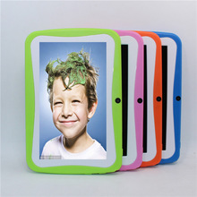 Glavey 7 inch AllWinner A33 Q88pro Children Tablet PC Android 4.4 512MB+8G Quad core colorful kids tablets