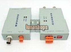 LN003118 CCTV Security camera Long Distance Range BNC Video Amplifier anti-interference Green version