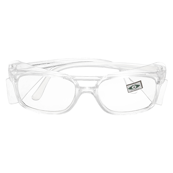 Safurance Goggles Transparent Large Frame Flat Light Dustproof Side Cover Glasses Workplace Safety Windproof Goggle 4 network nic router motherboard d2550 server mini itx mainboard 4 port lan mother boards for network security