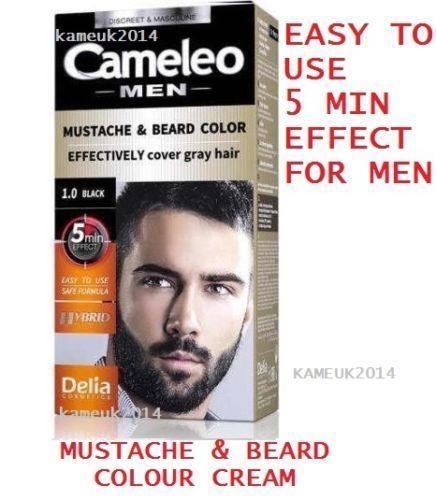 Aliexpress.com : Buy Delia Cameleo COLOUR CREAM Beard & Mustache ...