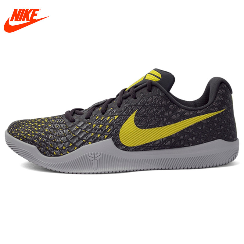 NIKE 2017 Original New Arrival Men's Basketball Shoes Breathable Sport Sneakers nike original 2016 new arrival hyperlive ep mens basketball shoes breathable professional sneakers for men 820284 011