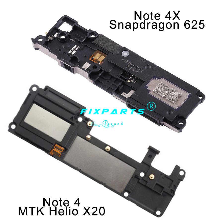 עבור Xiaomi Redmi הערה 4X רמקול חזק 6A רמקול זמזם רינגר עבור Xiaomi Redmi 4X 4 5 פרו בתוספת הערה 5A 6 7 פרו רמקול חזק