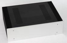 WA117 Aluminum enclosure Preamp chassis Amplifier case/box size 310*430*120mm