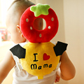 New Cartoon Kid Anti Fall Protection Head Pillow Baby Head Pad Toddler Headrest Pillow Kids Neck Nursing Drop Resistance Cushion