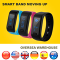 Excelvan Smart Bracelet IP67 Waterproof OLED Pedometer Tracking Health Wristband Remote Capture Smart Wristband for Android IOS