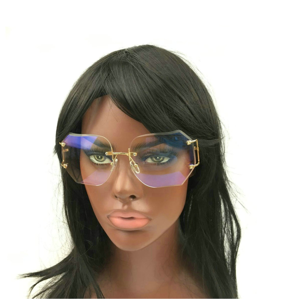 Rimless Glasses Fashion : Women Rimless Glasses Reviews - Online Shopping Women ...