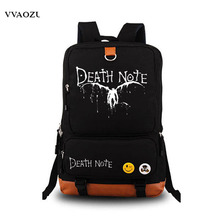 Anime Death Note Cosplay Luminous Printing Backpack (10 styles)