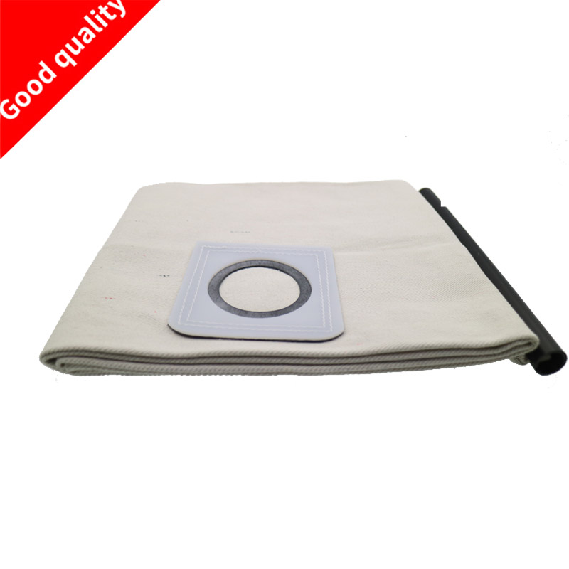 цена на Dust bags New 1 PCS For KARCHER VACUUM CLEANER Cloth DUST Filter BAGS WD3200 WD3300 WD Fit A2204/A2656/WD3.200/SE4001/MV1/MV3
