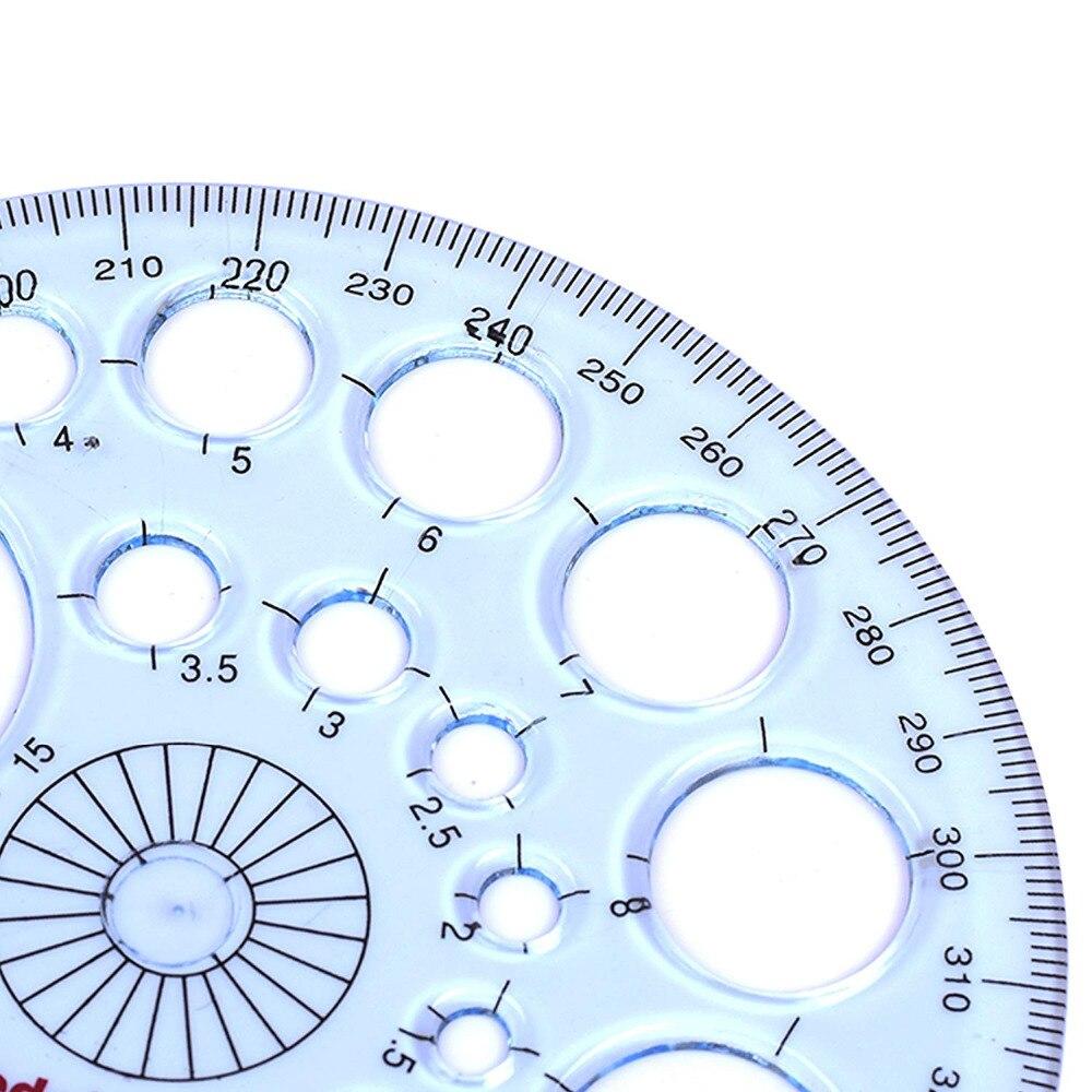 XRHYY упаковка из 2 360 градусов транспортир и круг производитель