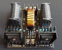ZVS Tesla Coil Driver Board Marx Generator Jacob S Ladder High Voltage Power Supply DC 12V