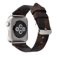 100% Genuine Leather watchbands for iwatch bracelet 42mm 38mm