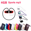 new Wholesale 4GB MP3 player hot sale Music Player Sports MP3 Walkman W series NWZ-W262 with gift bag free shipping