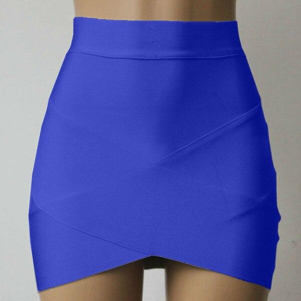 fb1257c6c € 14.46  Nuevo 2015 verano vela caliente gama alta europeos y americanos  correas cruzadas Sexy faldas ajustadas de la mujer Sexy faldas XS sml en ...