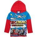 Томас и его друзья синий красный одежда мальчики толстовки дети носят толстовки куртки новый год спортивные костюмы baby дети одежда из хлопка