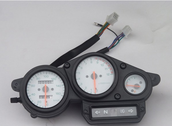 digital speedometer led Odometer 150cc 200cc 250cc motorcycle free shipping