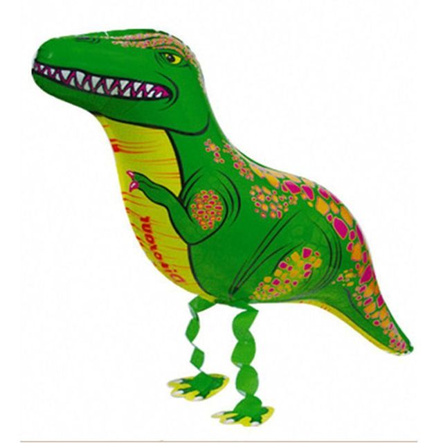 40x85cm Dinosaur Balloon Kids Birthday Wedding Party Inflatable Air Balloons Decor Gifts Foil Balloon Gifts For Boys Toy
