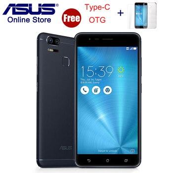 Global Rom, ASUS Zenfone 3 Zoom ZE553KL, 4G LTE Smartphone, 5.5 inch, 4GB RAM 64GB ROM, Dual 12MP Cameras, Octa Core, 5000mAh smartphone