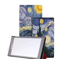 New Arrival Stand Printed Protective Slim Cover Case For 2015 New ASUS Zenpad 10 Z300C Z300CL