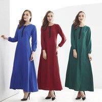 Caftan Marocain Caftan Marocain Dubai Polyester Modern Clothing New Promotion Adult Lace Muslim Abaya For Women
