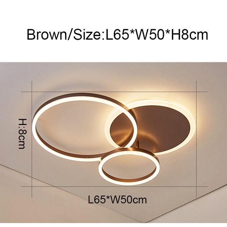 3 Rings Brown
