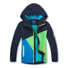 Abrigo de otoño invierno para niñas y niños, chaqueta de abrigo impermeable con capucha, 2020
