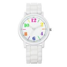 2017 New Arrival Fashion Silicone Kids Watches Boys Girls Unique Design High Quality Casual Quartz Watch Montre Enfant Nouveau