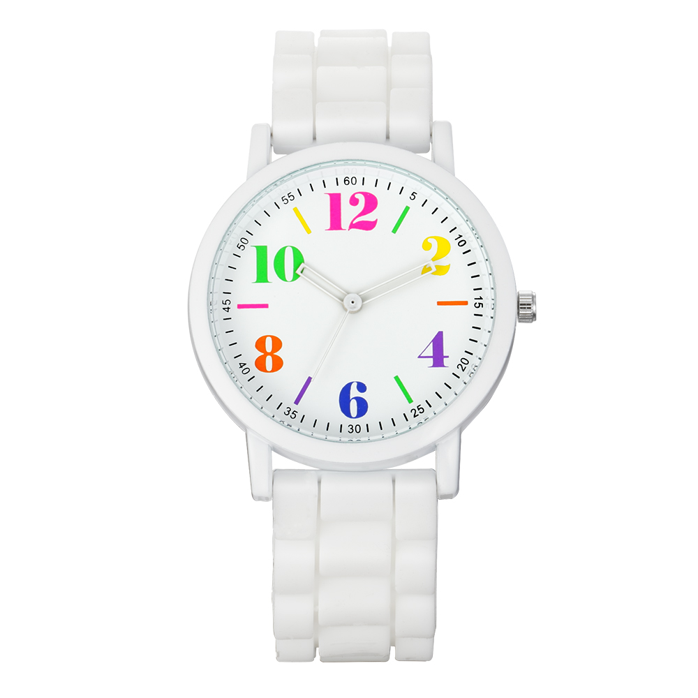2018 New Arrival Fashion Silicone Kids Watches Boys Girls Unique Design High Quality Casual Quartz Watch Montre Enfant Nouveau