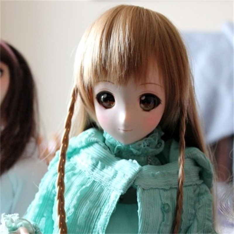 OUENEIFS Coco Luts Kid Delf Girl bjd sd doll 1/4 body model girls boys eyes High Quality toys shop resin ip kid delf girl bory bjd doll 1 4 luts baby girl sd doll free eyes