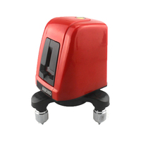A8826D AK435 Laser Level 2 Red Cross Line 1 Point 360 Degree Rotary Self leveling Nivel Laser Diagnostic Tools Durable