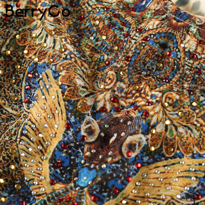 Stiilne leopardi mustriga pükskostüüm