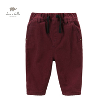 DB4814 DAVEBELLA winter pants kids trousers children pants