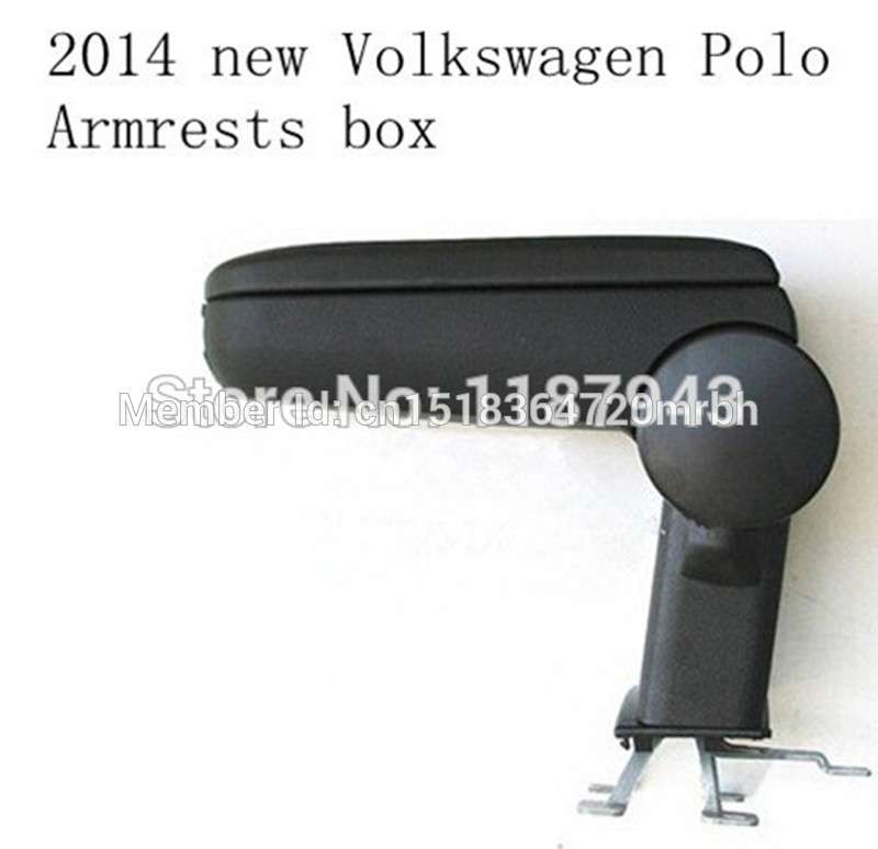 VW 2011 2012 2013 2014 POLO armrest central box storage box console box in Armrests from Automobiles Motorcycles