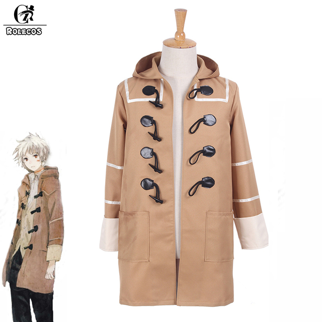 Rolecos Anime Cosplay No 6 Cosplay Costumes Shion Cosplay Clothes