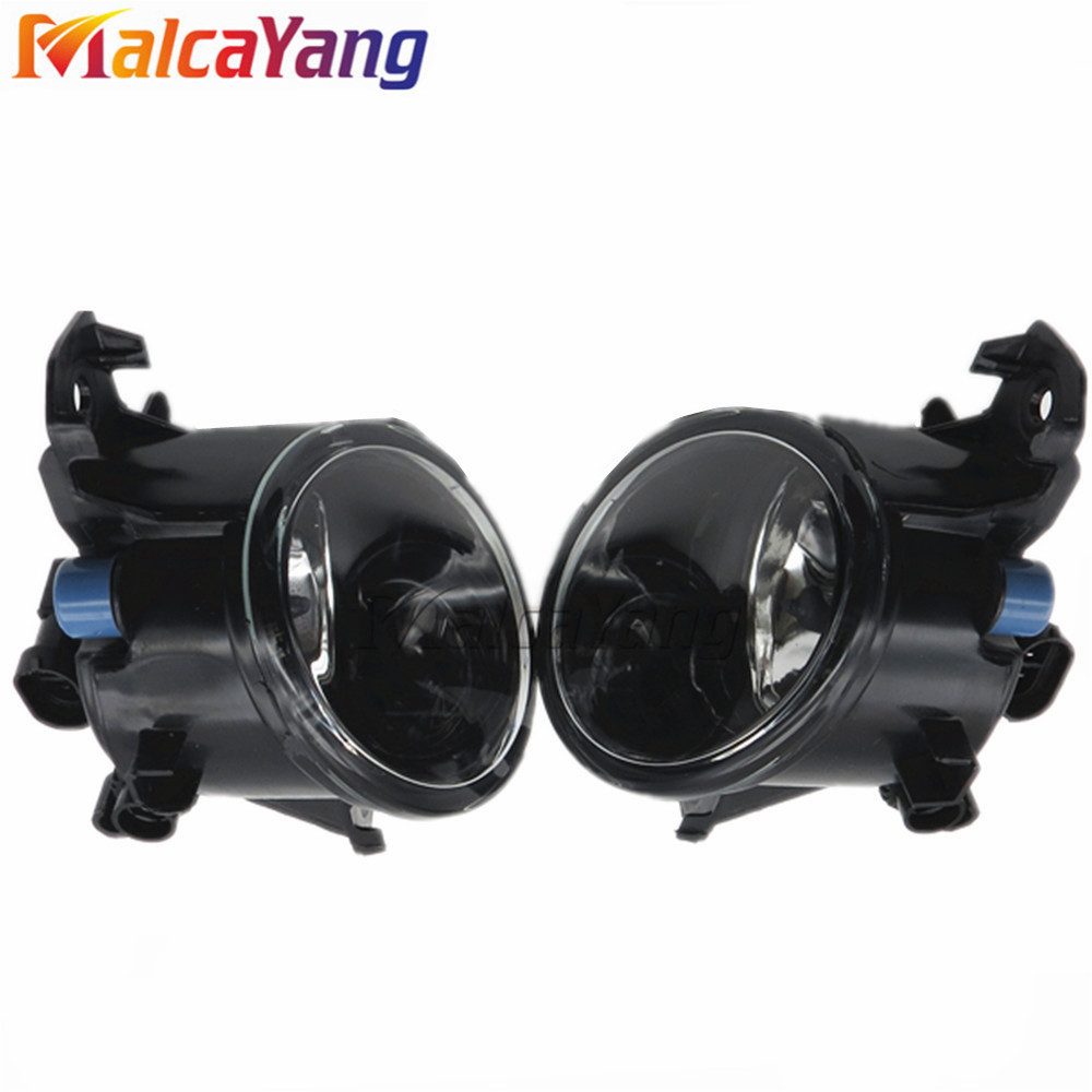 Fog Lights For Polo car-styling H11 12V 55W For 1998-2004 Renault CLIO II (BB0/1/2_, CB0/1/2_ Hatchback malcayang fog lights for polo 12v 55w h11 1 set car styling halogen for lexus rx350 awd 2009 2013